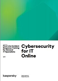 Cybersecurity for IT Online (CITO training)