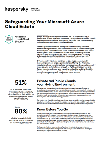 Securing Your Microsoft Azure Cloud