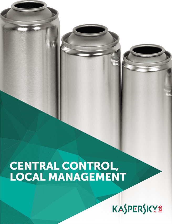 CENTRAL CONTROL, LOCAL MANAGEMENT