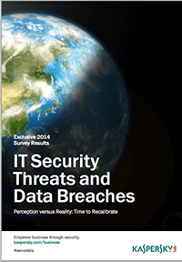2014 Global IT Risks Report | IT Security Threats and Data Breaches