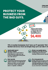 Protect your Business from the Bad Guys